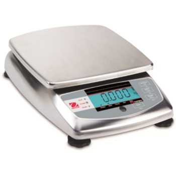 OHAUS FD6 Compact Food Scale, NSF Certified, 6 kg x 1 g, NTEP
