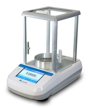 Accuris W3102A-220 TX Series Touchscreen Analytical Balance, 220 g x 0.1 mg
