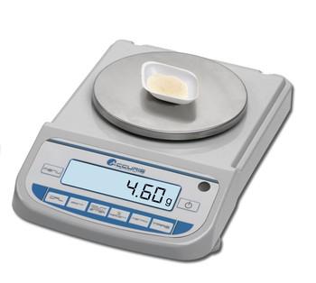 Accuris W3200-5000 Precision Balance, 5000 g x 0.01 g