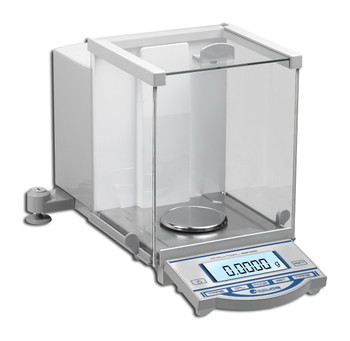 Accuris W3100-210 Analytical Balance, 210 g x 0.1 mg, External Cal