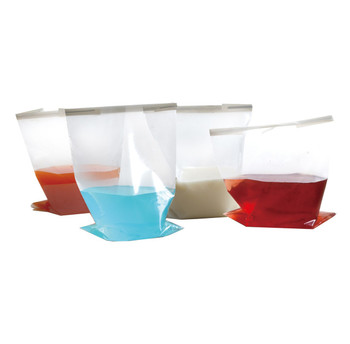 MTC Bio SureSeal Sterile Sampling Bags with Marking Area
