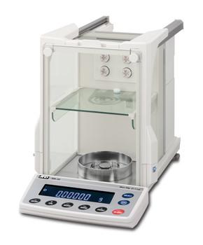 A&D Weighing BM-252 Ion Semi Micro Balance, 250 g x 0.01 mg