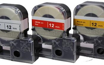 mtc bio lab tape cassette for labeler