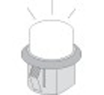 Interior/Remote Cabinet Warning Light
