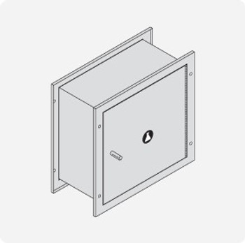 Stainless Steel Specimen Pass Thru Cabinet - 8154