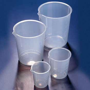 stackable polypropylene beakers