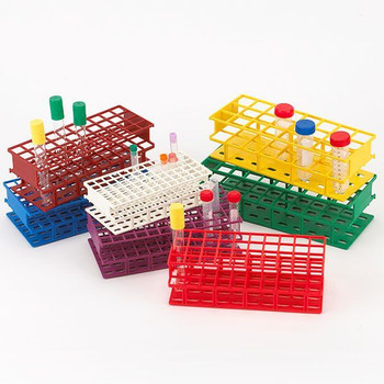 Globe Scientific 25 mm wireless tube rack 40 place