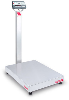 OHAUS D52P125RTV3 defender bench scale