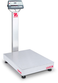 ohaus D52P125RTX2 bench scale