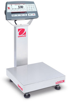 ohaus D52P25RQR1 bench scale