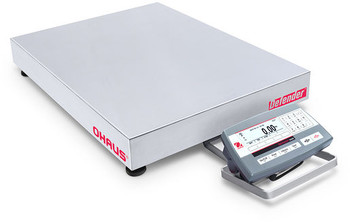 ohaus D52P125RTX5 bench scale