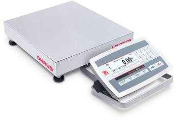 ohaus D52XW25RQR5 washdown bench scale