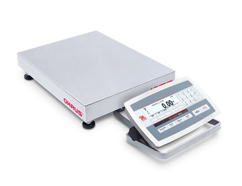 ohaus D52XW25RTR5 washdown bench scale