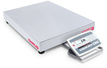 ohaus D52XW125WTX5 defender 5000 bench scale
