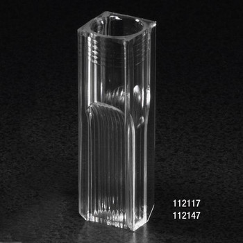 globe scientific 112147 semi micro cuvette