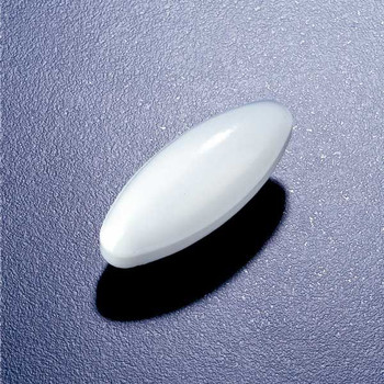 globe scientific ptfe oval stir bars