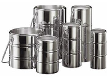 scilogex stainless steel vacuum insulated dewar flasks
