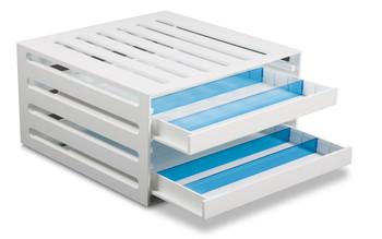 Adjustable Storage Cabinet - Vented