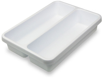 Compact Tray and Drawer Organizer - Double Pocket