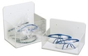 Magnetic Mount Acrylic Lab Box - Large