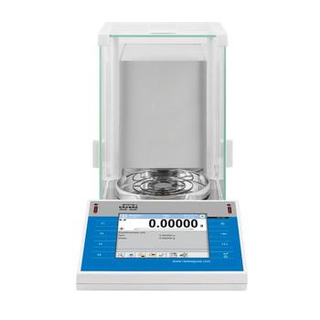 Radwag XA 120/250.4Y Dual Range Semi Micro Balance