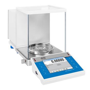 Radwag XA 120/250.4Y.A PLUS Dual Range Analytical Balance