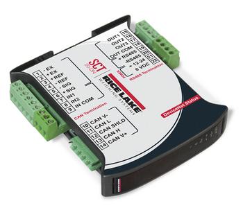 Rice Lake SCT20-AN Signal Conditioning Transmitter