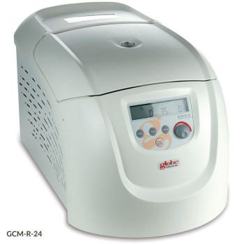 Globe Scientific GCM-R-24 Refrigerated Microcentrifuge