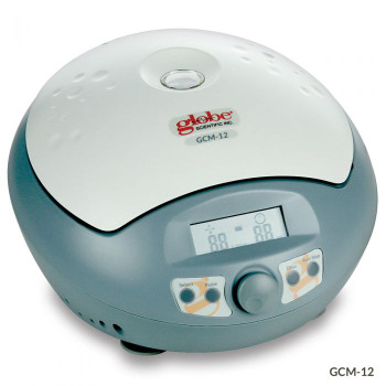 Globe Scientific GCM-12 High Speed Microcentrifuge