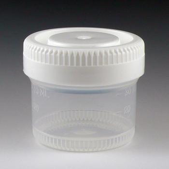 Globe Scientific Tite-Rite Containers, 40mL