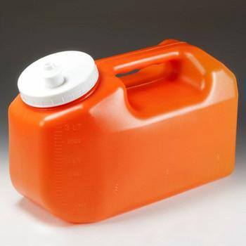 Globe Scientific 24 Hour Urine Collection Container