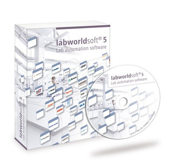IKA Labworldsoft 6 Starter Software