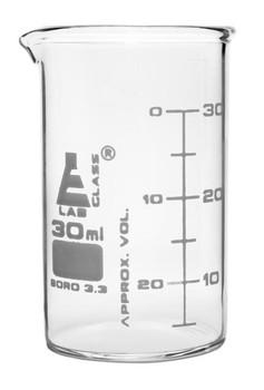 30ml beaker, pack of 12