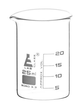 25ml beaker