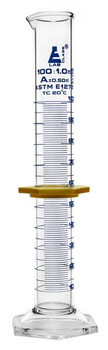 100ml graduated cylinder