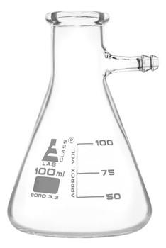 100ml filtering flask
