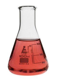100ml erlenmeyer flask