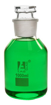 1000ml glass reagent bottle