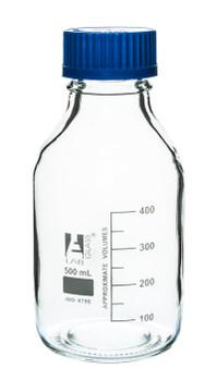 500ml glass reagent bottle