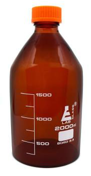 2000ml glass reagent bottle