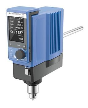IKA EUROSTAR 200 Control Overhead Stirrer w/ Wireless Remote