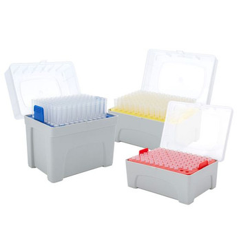 globe scientific racked filtered pipette tips
