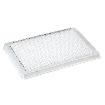 globe scientificPCR-384-ABIW pcr plate white