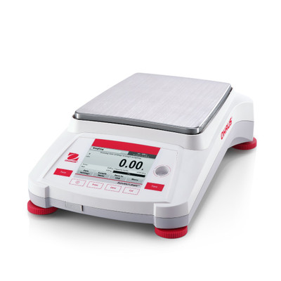 OHAUS AX8201 Adventurer Precision Balance 8200 g x 0.1 g AutoCal