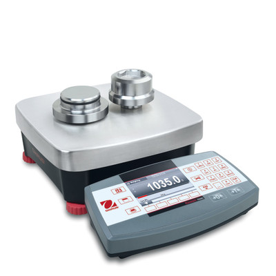 OHAUS R71MHD15 Ranger 7000 High Res Bench Scale 15kg x 0.1g
