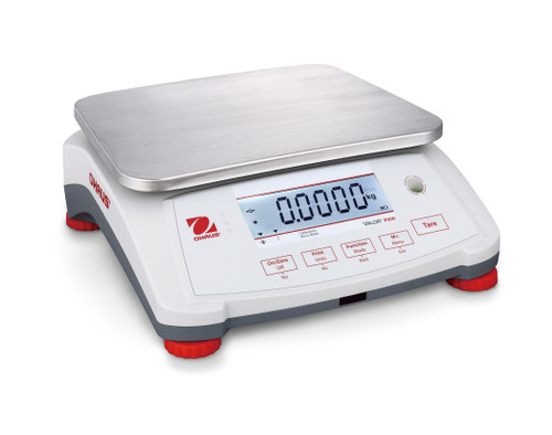 OHAUS V71P3T Valor 7000 Compact Food Scale 3kg x 0.1g