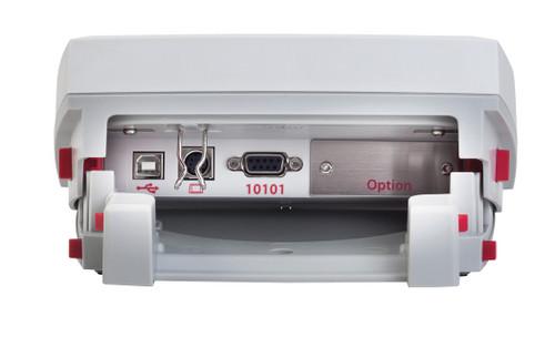 OHAUS EX124 Explorer Analytical Balance 120g x 0.1mg AutoCal