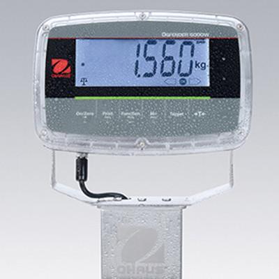 ohaus defender 6000 washdown indicator