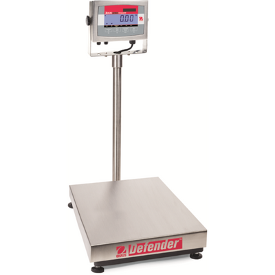 ohaus D32XW60VR defender 3000 bench scale
