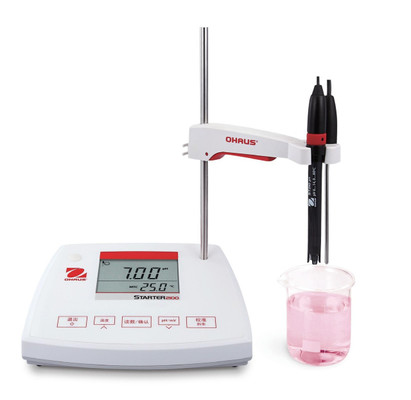 Ohaus Starter Water Analysis Bench Meter - ST2100-E